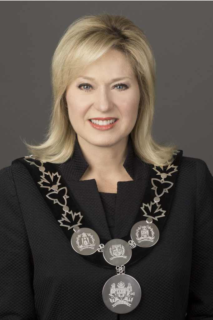 Mayor Crombie Official Photo