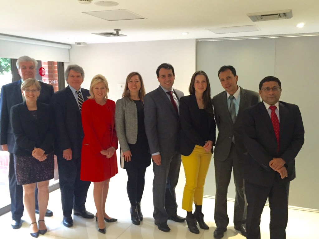A great discussion with ProColombia about working together to promote Colombian investment in the GTA and Mississauga.
