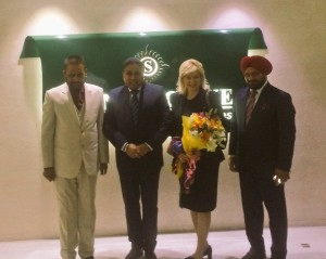 Meeting with Mr. Bajwa of Bajwa Developers Limited to discuss potential investment opportunities in the City of Mississauga