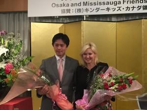 Mayor Osaka 2