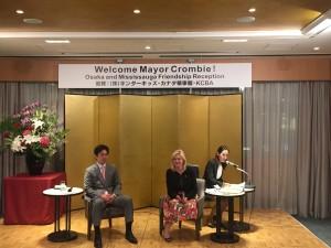 Mayor Osaka 3